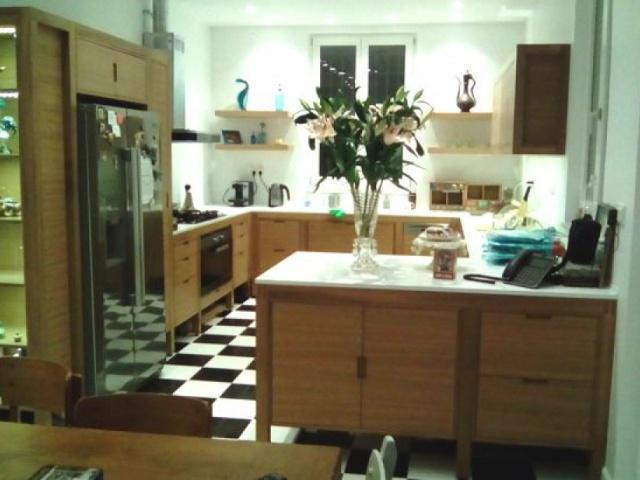 Κουζίνα IROKO
